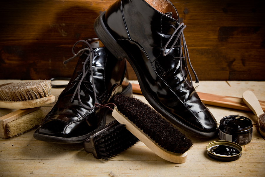 Shoe Polishing & Repair